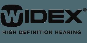 widex logo hearing aids